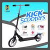 Big Wheel Kick electric scooter for Teenagers JB223 (EN71-1-2-3 Certificate)