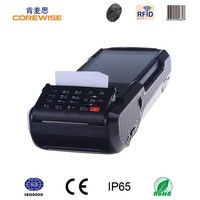 3G Touch Screen 58mm Thermal Printer NFC Reader android pos device pda phone
