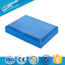decorative fabric acoustic insulation wall panel / soundproof fiberglass fabric acoustic wall panel for home decoration