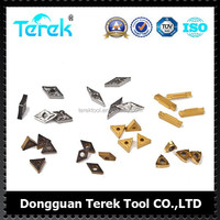 Terek CNC Lathe Machine Tungsten Carbide Turning Inserts/WNMG/CNMG/TNMG/DNMG Carbide Indexable Inserts For Turning Tool Holder