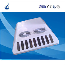 Hot Sale roof mounted air cooler 12v24v minibus 12kw refrigerator cooling van for sale