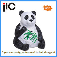 15W Landscape Garden mini panda speaker for pa system