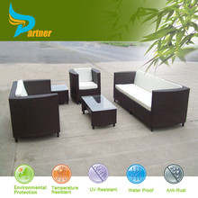 PNT-E-731 Anhui Partner 10pcs Lowes Resin Wilson And Fisher Patio Wicker Furniture