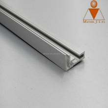 6063 aluminum solar panel frame/anodize/powder coating+fabrication direct from shanghai minjian