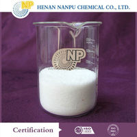 sample for free polyacrylamide from Henan Nanpu chemical