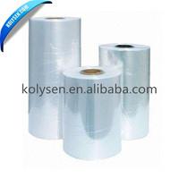 PE/PET laminated film thermoforming packaging