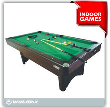 American style pool dining table/national pool tables
