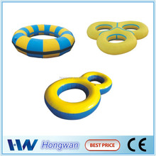PVC inflatable water ring/water toy inflatable