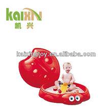 2015 Colorful Ladybug Water Sandbox Toys