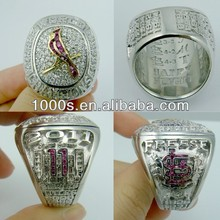 New 2011 St L Cardinals World Series Rings