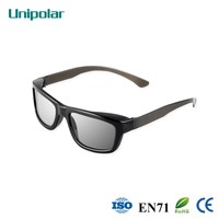Hot trend and uniquely designed 3D glasses for cinema and TV( 2015 Hot sale ! )