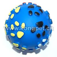 High Quality popular squeaky dog toy / vinyl pet toyTD038
