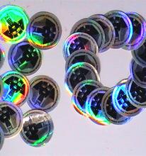 3D Laser Sticker,3D Hologram Sticker