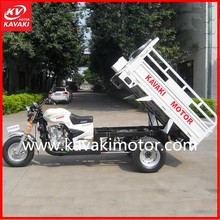 Electric Start China Five Wheel Cargo Tricycle Used For 1000Kgs Cargo Transportation