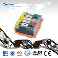 compatible ink cartridge for hp 862 made in zhuhai