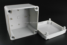 waterproof plastic box enclosure electronic with plastic screw