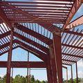acero estructura del proyecto