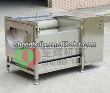 Shenghui independent developed and produced potato washing machine/potato cleaning machine, potato chips production line