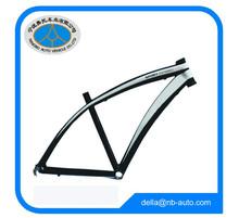 sin nombre aluminio cuadro de la bicicleta hecha por la fábrica de China