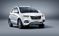 2014 Weichai enranger SUV