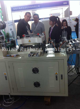 the leader manufacturer of adhesive label die cutter & the only patent label die cutting machine in China