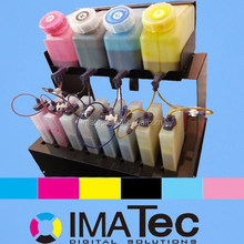 Continuous Ink Supply System / CISS for Mimaki, Roland and Mutoh