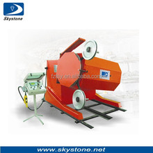 Quarry diamond wire saw stone cutting machine -Geries