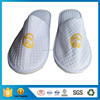 Nonwoven Waffle Spa Slippers Hotel Slipper Disposable Waffle Spa Slippers