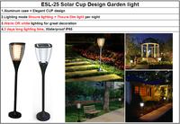 Outdoor Led Garden Standing Solar Lamps For Garden