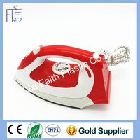 Household Professional machine Garment Steam Iron for Silk Cotton fibre