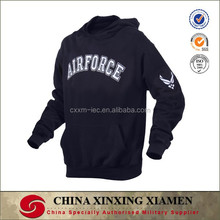 Navy Blue US Air Force Military Pullover Sweatshirt