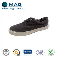 Modern new products brand high cut canvas shoes