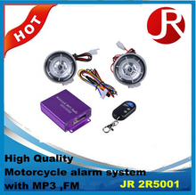 High quality Alarm System Motorcycle/ mp3 Motorcycle Alarm