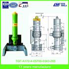 Cilindro hidráulico preço : diferentes tipos venda direta da fábrica hyve cilindro hidráulico com design de alta