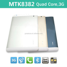 10.1 inch 3G GSM MTK8382 Quad core Tablet pc
