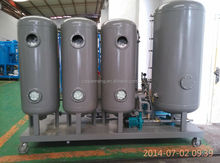 COMMON OIL AND WATER SEPARATION SYSTEM