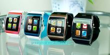 Economic best selling bluetooth wifi 3g gps watch cell phone