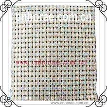 2012 fashion crystal rhinestone mesh trimming