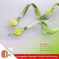 High quality neck strap with tag