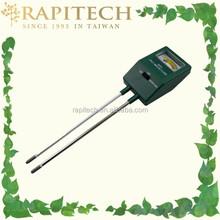 Garden Soil Analog Mini pH Moisture Meter