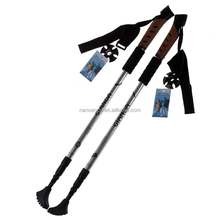 Customized top sell nordic walking stick carbon 100%