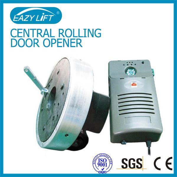 Electric roll up shutter door gear rolling door opener for Roll up garage door motors