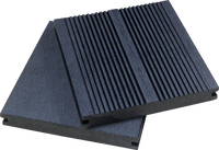 High strength Durability Waterproof Engineered Flooring Type Solid Composite WPC Decking Outdoor Decoration