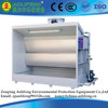 AOLIFENG Water Curtain Spray Booth with anti-explosion axial flow fan