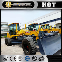 Land leveling machine 180HP XCMG small motor grader price GR180 for sale