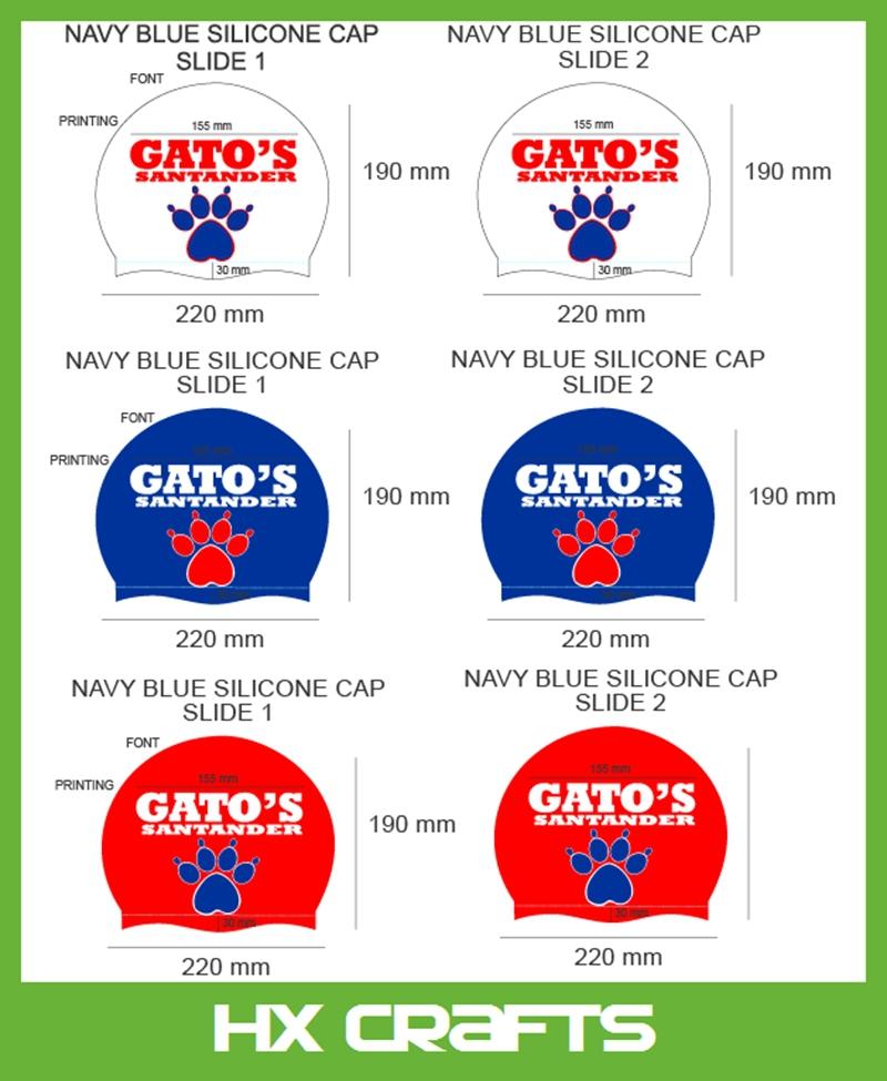 Low MOQ Summer Promotional Gift Custom Logo Swim Caps, Swimming Cap, Swim Cap