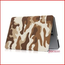 2015 mix color PC material camouflage function case for Macbook Pro case cover