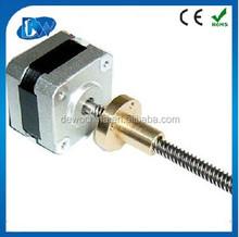 nema 17 micro mini cheap stepper motor with lead screw can be customerized