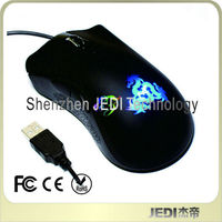 Best selling high quality 6D optical wired gamer mouse , mouse gamer