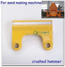 hot saling crushed hammer with excellent work tungsten carbide tips